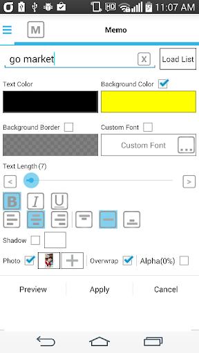 【免費生產應用App】PhotoMemoWidget-APP點子