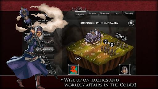 RAVENMARK: Mercenaries v1.152 APK+DATA (Mod)