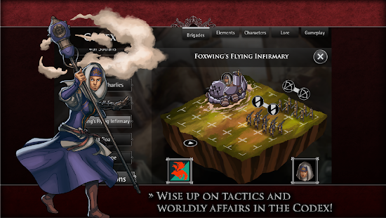 RAVENMARK: Mercenaries Screenshot 5