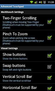 Advanced Touchpad Pro- screenshot thumbnail