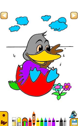 免費娛樂App|幼儿及少动物着色学习|阿達玩APP