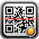 QR BARCODE SCANNER - Social icon