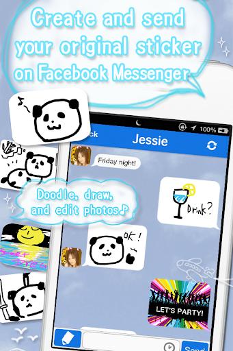 DrawChat Facebook Messenger