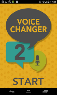Game ✪ Voice Changer 2 version 2015 APK