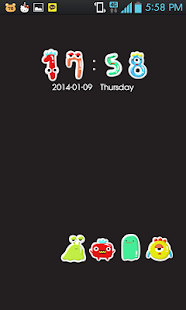 monster go locker theme - screenshot thumbnail