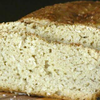 Gluten Free Coconut Sweet Bread.