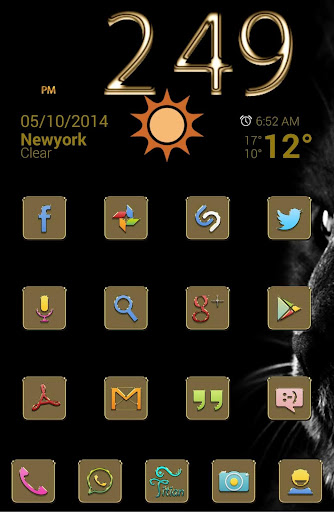 Titian Lite Icon Pack