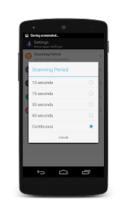 5 BLE Scanner: Read,Write,Notify App screenshot