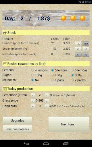 【免費休閒App】Lemonade King-APP點子
