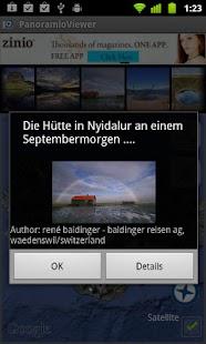 PanoramioViewer- screenshot thumbnail