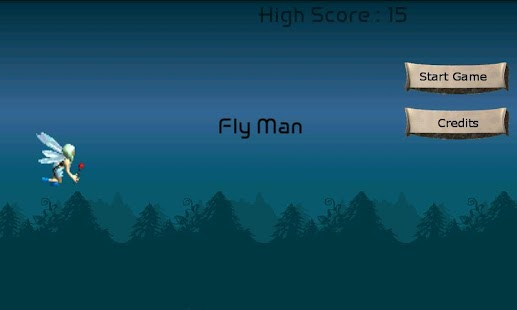 FlyMan - screenshot thumbnail