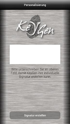 KeyGen