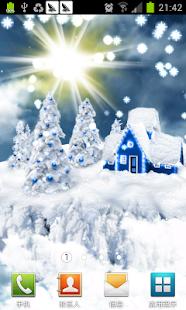 聖誕節空中之美
