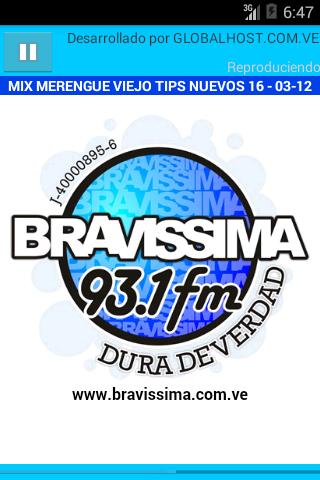 BRAVISSIMA 93.1 FM