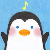 CUKI Theme Putree Penguin Fly