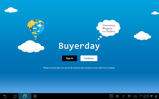 Buyerday Online Marketplace