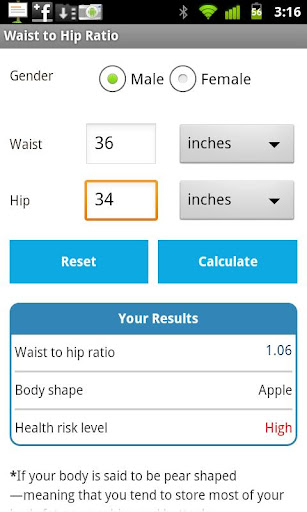 【免費健康App】Health calculators-APP點子