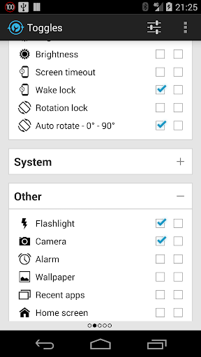 Notification Toggle Premium v3.5.2 APK (PAID)