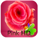 Pink HD GO Launcher EX Theme icon