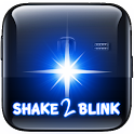 Disco Flash Light on Shake