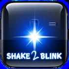 Disco Flash Light on Shake icon