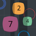 Eptatron: a math puzzle game icon