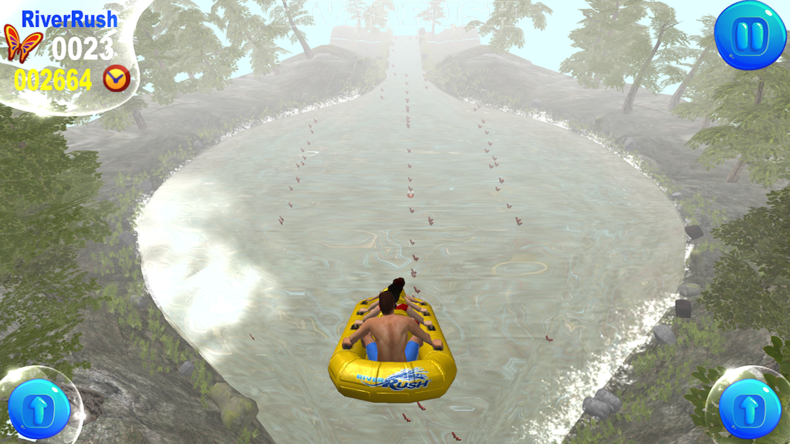 DW Explore River Rush 2- screenshot