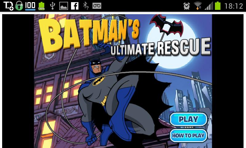 Jogos de Super Heróis - screenshot