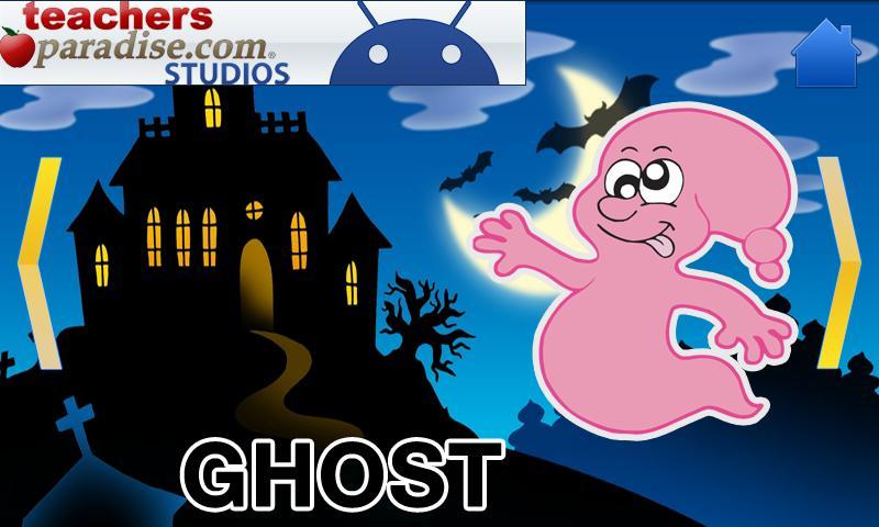 Happy Halloween Shape Puzzles - screenshot