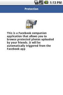 Privacy Protection Service- screenshot thumbnail