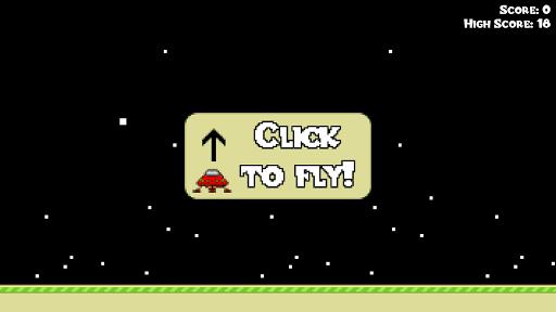 Jumping UFO