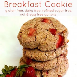 Refined Sugar Free, Gluten Free, Dairy Free with Egg and Nut Free Options.