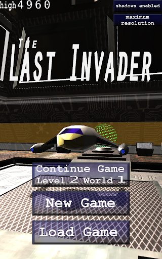 The Last Invader