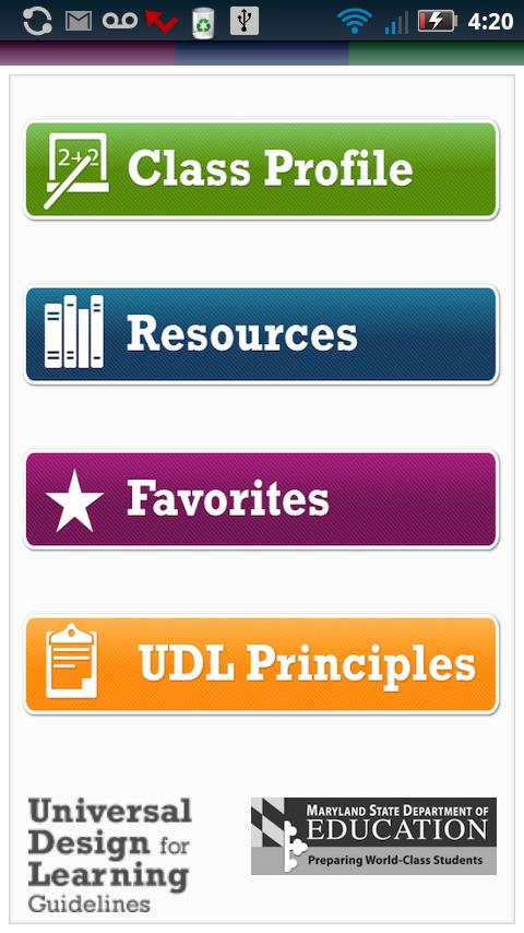 UDLinks - screenshot