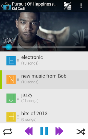 Music Folder Player (original) 5.2.1 screenshot 351912