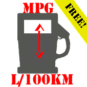 MPG to L/100Km Converter