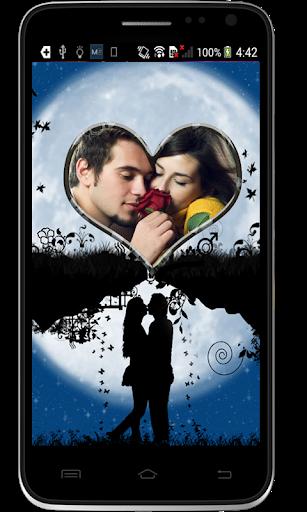 Love Valentine Photoframe