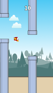 FLAPPY WORLD - screenshot thumbnail