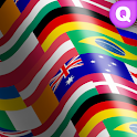 World Flags : Quiz and Learn logo