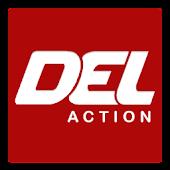 DEL Action