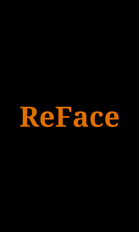 ReFace Free- screenshot