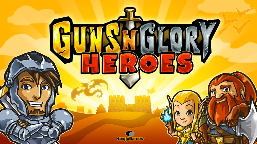 Guns'n'Glory Heroes Premium - screenshot