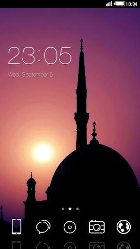 美丽清真寺主题