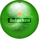 Heineken_Clock icon