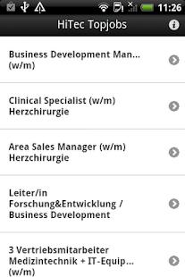 HiTec Jobs- screenshot thumbnail