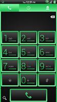 Screenshot of Simple Green CM11/AOKP Theme