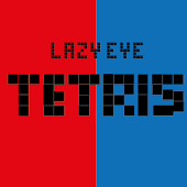 Lazy Eye Tetris