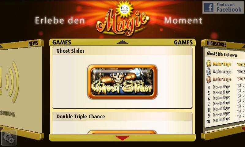 merkur magie app cheat