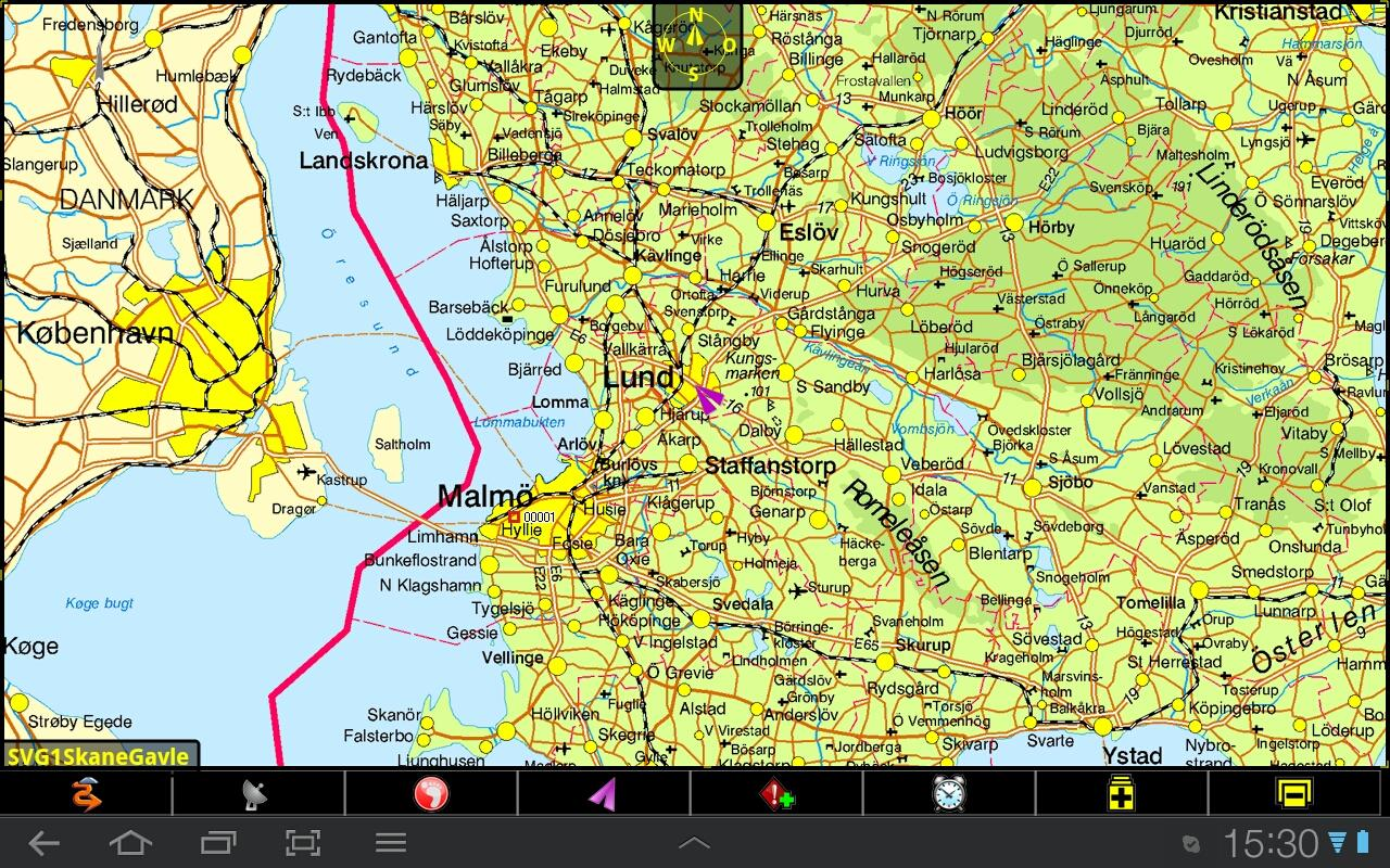 PathAway GPS Lite Edition - screenshot