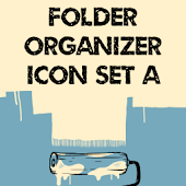 Icon Set A Folder Organizer
